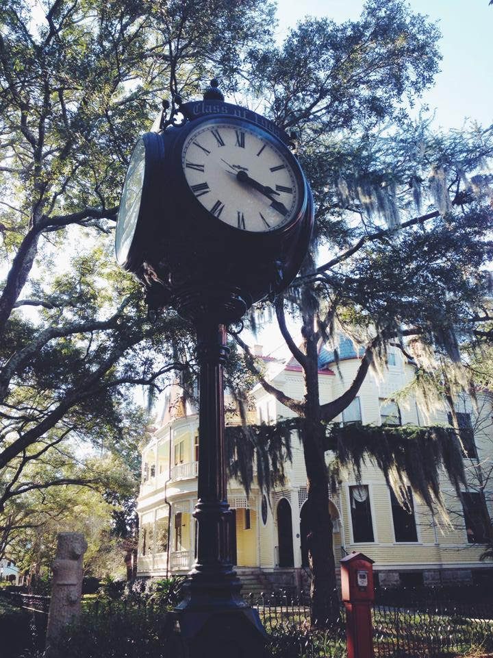 College of Charleston - CLock