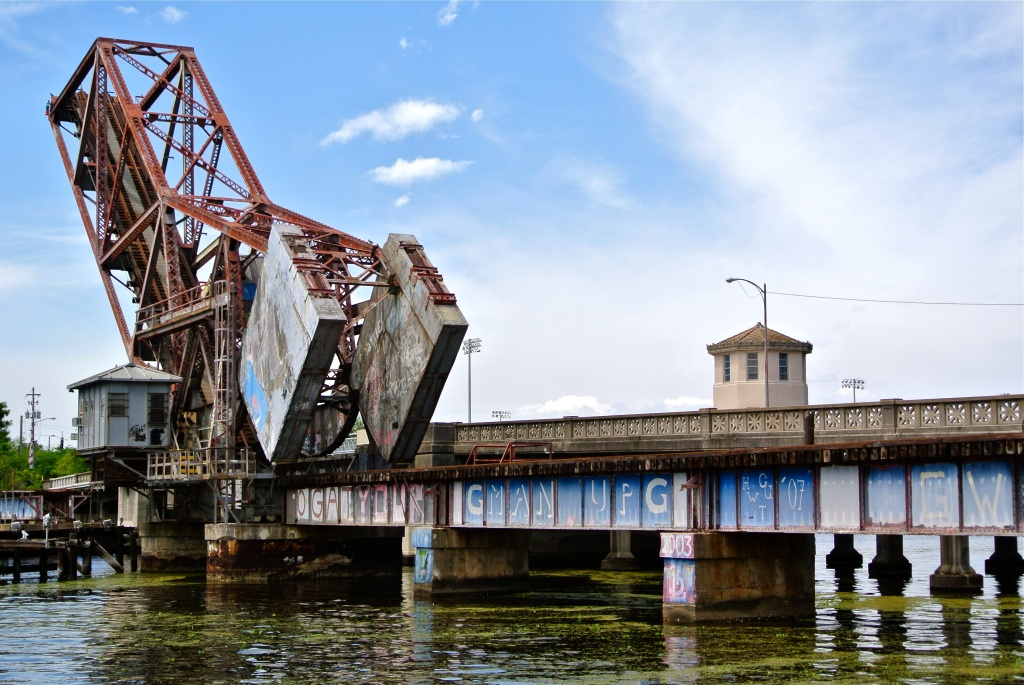 Downtown Tampa Bridge