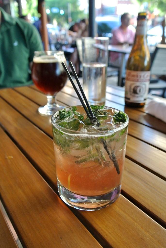 mussel bar - gin
