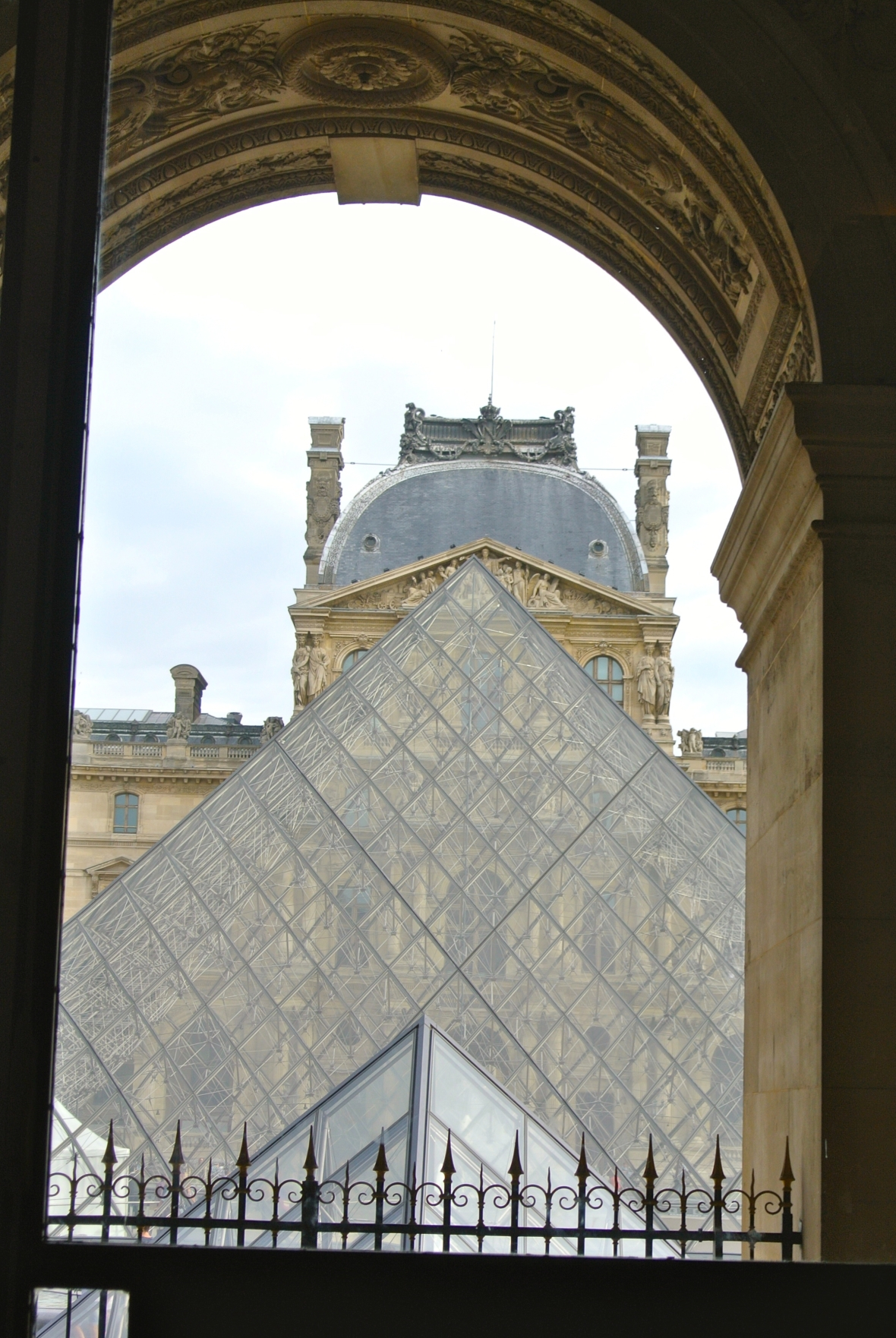 The Louvre - Paris France