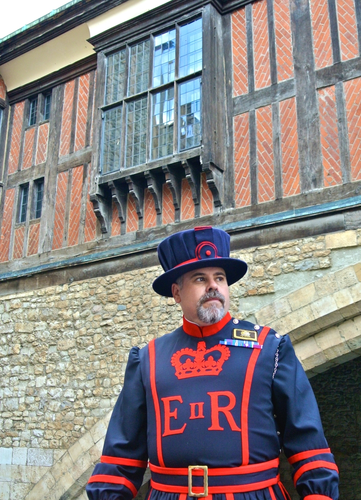 Beefeater Yeoman Warrior