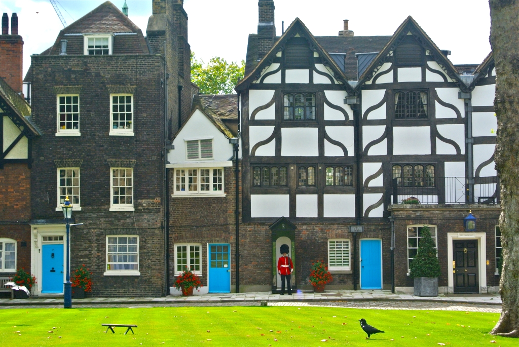 Tower of London - Beefeater Home