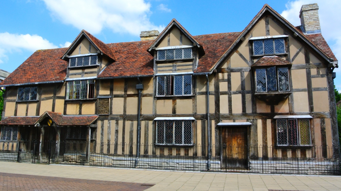 William Shakespeares house