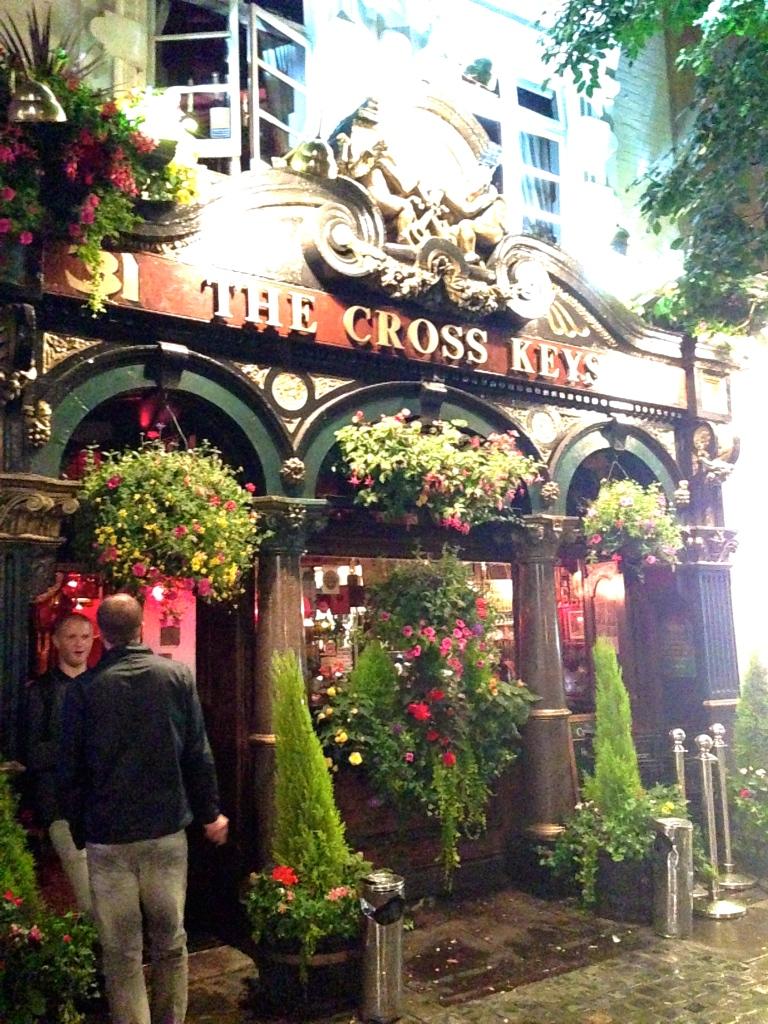 The Cross Keys London
