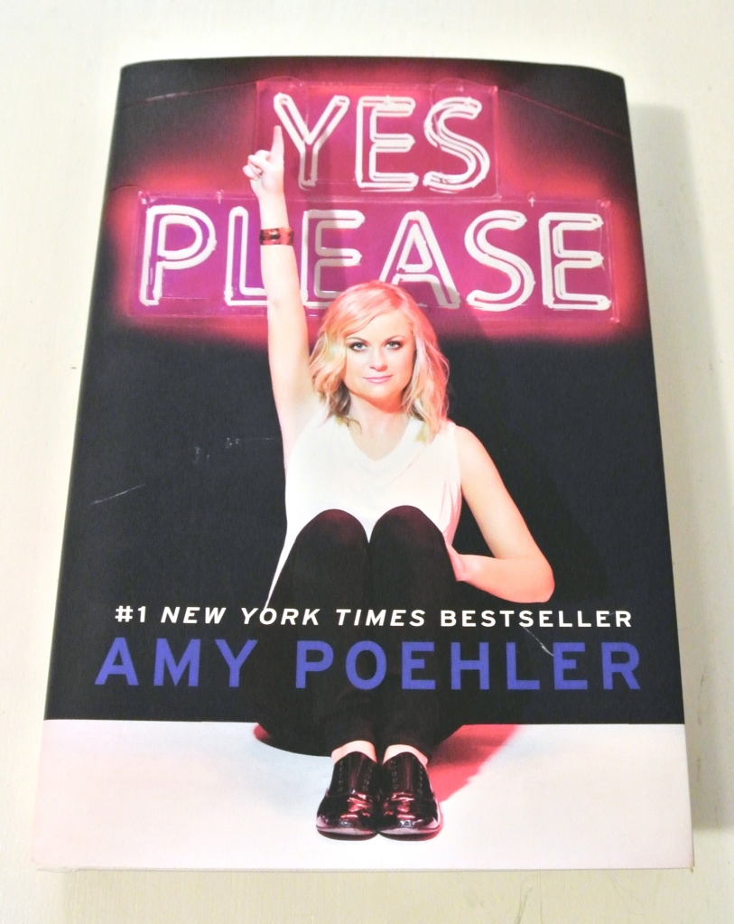 yes please by Amy Poehler cover