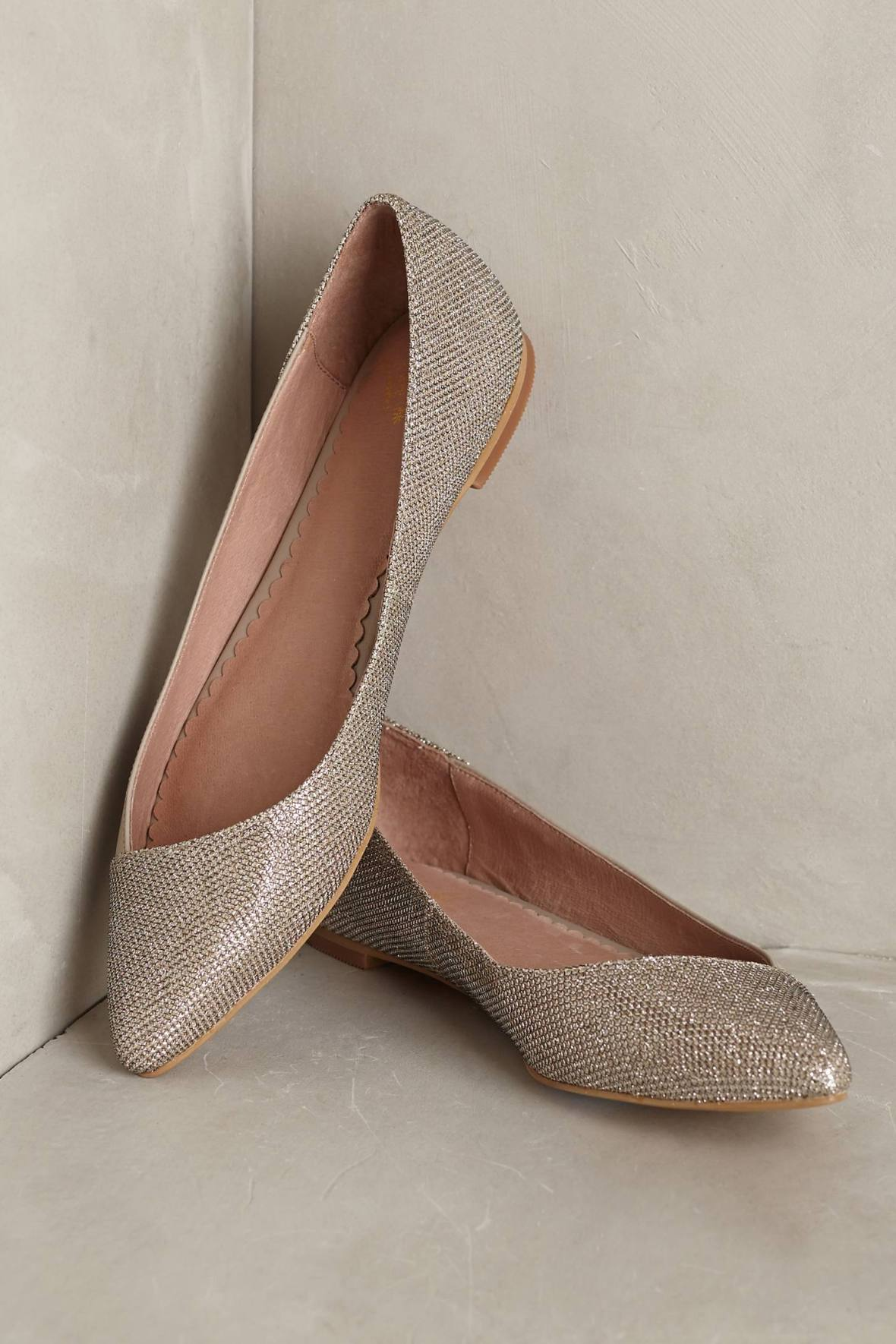 Anthropologie Albright flats