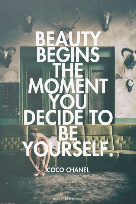 cocochanel quote